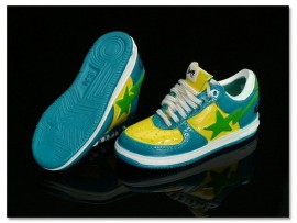 Sneaker Model 1/6 Casual shoes S3#27 SMX07A