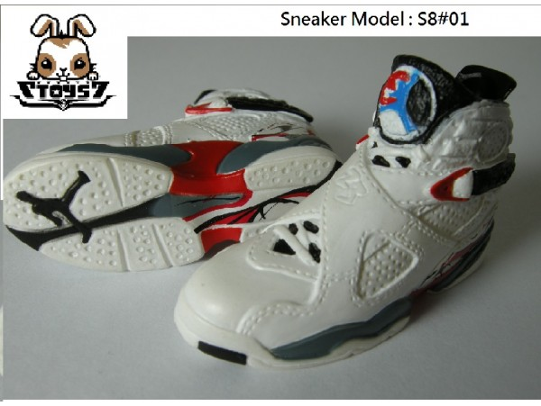 Sneaker Model 1/6 Sport shoes S8#01 SMX12A