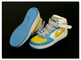 Sneaker Model 1/6 Nike Casual shoes S11#03 SMX15C