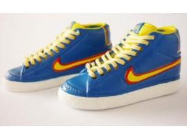 Sneaker Model 1/6 Nike Casual shoes S12#13 SMX16N