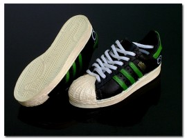 Sneaker Model 1/6 Adidas Casual shoes S13#13 SMX17M