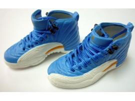 Sneaker Model 1/6 Jordan Sport shoes S17#01 SMX21A