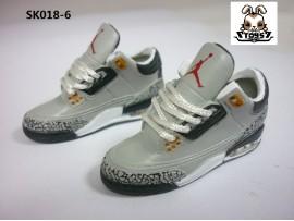 Sneaker Model 1/6 Jordan Sport shoes S18#06 SMX22F