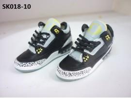 Sneaker Model 1/6 Jordan Sport shoes S18#10 SMX22J
