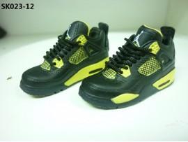 Sneaker Model 1/6 Jordan Sport shoes S23#12 SMX29L