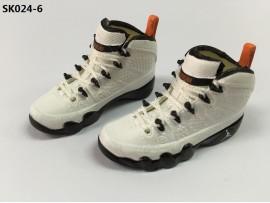 Sneaker Model 1/6 Jordan Sport shoes S24#06 SMX30F
