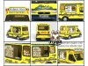 [Pre-order deposit] Soar Art 1/50 Mr.Softee's Mate British Ice Cream Van_ Box _SA009A