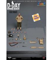 """[Pre-order deposit] Soldier Story 1/12 SSM005 WWII US 2nd Ranger Battalion """"Sergeant"""" (No Diorama)_ Box Set _SR073Z"""