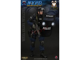 Soldier Story 1/6 SS100 NYPD ESU Tactical Entry Team_ Box Set _Now SR058Z
