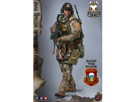 "Soldier Story 1/6 SS107 Iraq Special Operations Forces ""ISOF"" - Saw Gunner_ Box Set _SR061Z"
