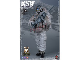 Soldier Story 1/6 SS109 NSW Navy Seals Winter Warfare - Marksman_ Box Set _SR063Z