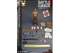 [Pre-order] Soldier Story 1/6 SS111 U.S. Army 28th Infantry Division Ardennes 1944_ Box _SR065Z