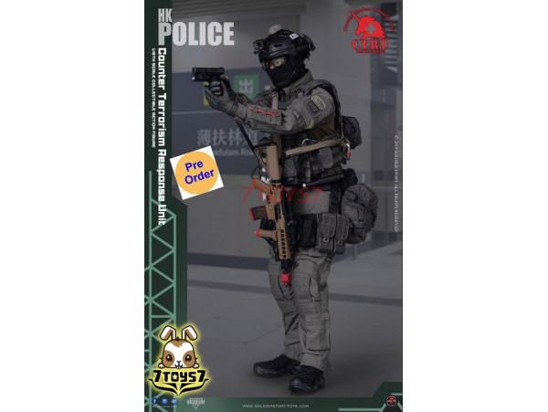 [Pre-order] Soldier Story 1/6 SS116 Hong Kong Police CTRU Tactical Medic_ Box _SR069Z