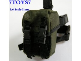 Soldier Story 1/6 ODA Assault Team_ Gas Mask Pouch _SRX04J