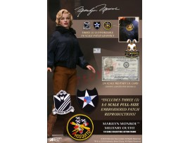 Star Ace Toys 1/8 SA0055 Marilyn Monroe (Military Outfit)_ Box Set _SB030Z