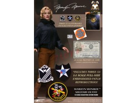 [Pre-order] Star Ace Toys 1/8 SA0055 Marilyn Monroe (Military Outfit)_ Box Set _SB030Z