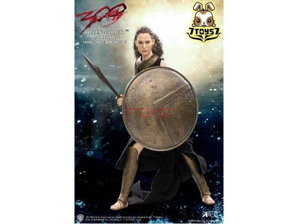 Star Ace Toys 1/6 SA0038S 300 Rise of an Empire - Queen Gorgo 2.0 (Armor Version)_ Box _SB023X