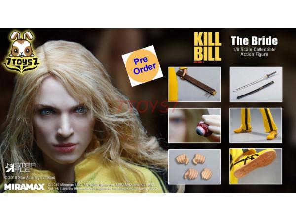 [Pre-order] Star Ace Toys 1/6 SA0039 Kill Bill - The Bride_ Box Set _SB044Z