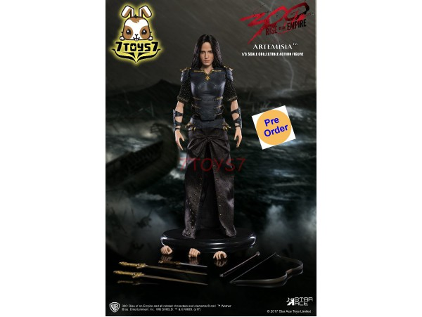 [Pre-order] Star Ace Toys 1/6 SA0045S 300 Rise of an Empire - Artemisia 2.0_ Box _SB043Z