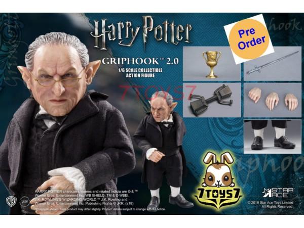 [Pre-order] Star Ace Toys 1/6 SA0060 Harry Potter - Griphook 2.0_ Box Set _SB031Z
