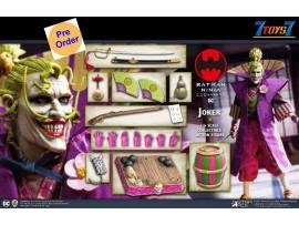 [Pre-order deposit] Star Ace Toys 1/6 SA0077 Batman Ninja - Lord Joker (Deluxe Version)_ Box Set _SB061Y