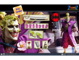 [Pre-order deposit] Star Ace Toys 1/6 SA0078 Batman Ninja - Lord Joker (Normal Version)_ Box Set _SB061Z