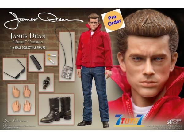 [Pre-order deposit] Star Ace Toys 1/6 SA0087 James Dean Rebel_ Box Set _SB066X