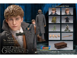 Star Ace Toys 1/8 The Crimes of Grindelwald - Newt Scamander_ Box Set _SB034Z