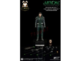 Star Ace Toys 1/8 SA8004A Green Arrow_ Deluxe Box Set _SB027Z