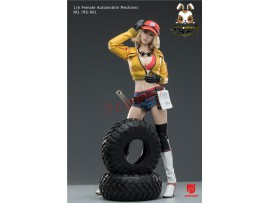 Star Man 1/6 Female Automobile Mechanic_ Box Set _Games Now SMN001Z