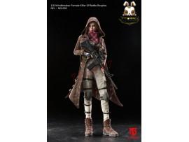 Star Man 1/6 Windbreaker Female Killer of Battle Royale_ Box Set _ZZ163A