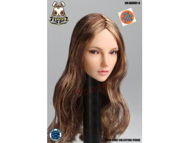 [Pre-order] Super Duck 1/6 SDDX01A Rollable eyes Female_ Head _SD062A