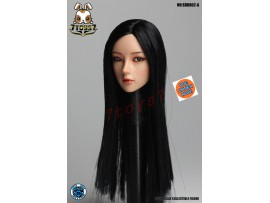 [Pre-order] Super Duck 1/6 SDDX02A Rollable eyes Female_ Head _SD063A