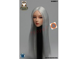 [Pre-order] Super Duck 1/6 SDDX02C Rollable eyes Female_ Head _SD063C