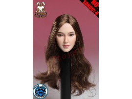 Super Duck 1/6 SDH001B Long rooted hair Female_ Head _Now SD030B