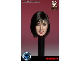 Super Duck 1/6 SDH007B Female rooted short hair_ Head _Now SD044B