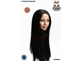 [Pre-order] Super Duck 1/6 SDH010A Asian Female_ Head _SD056A