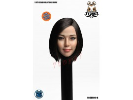 [Pre-order] Super Duck 1/6 SDH10B Asian Female_ Head _SD056B