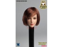 Super Duck 1/6 SDH011A Female short hair_ Head _SD066A