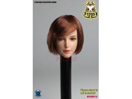 Super Duck 1/6 SDH011A Female short hair_ Head _SD066A