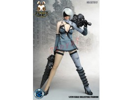 Super Duck 1/6 SET017 NieR: Automata YoRHa No.2 Typ B_ Sets with Head_ SD042C