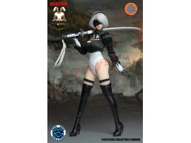 [Pre-order] Super Duck 1/6 SET019 NieR: Automata YoRHa No.2 Typ B_ Sets with Head_ SD042F