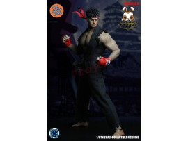[Pre-order] Super Duck 1/6 SET022B Fighter_ Costume Set w/ Head _Cosplay SD048B