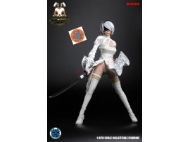 [Pre-order] Super Duck 1/6 SET026 NieR: Automata YoRHa No.2 Typ B_ Sets with Head_ SD053Z
