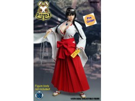 [Pre-order deposit] Super Duck 1/6 SET042 Cosplay Japanese witch_ Set _ SD075Z