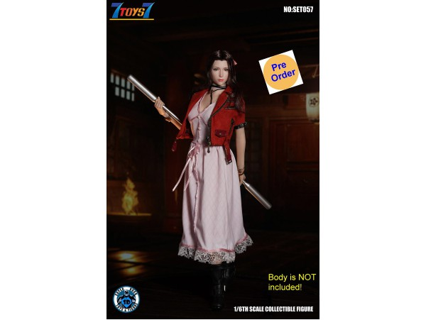[Pre-order deposit] Super Duck 1/6 SET057 Fantasy Cosplay_ Costume w/ Head Set _SD094Z
