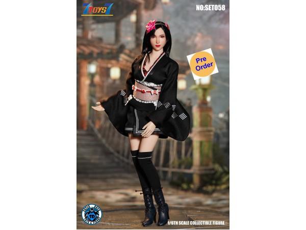 [Pre-order deposit] Super Duck 1/6 SET058 Fantasy Fighting Goddess Cosplay_ Costume w/ Head Set _SD095Z