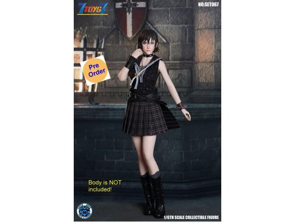 [Pre-order deposit] Super Duck 1/6 SET067 Cosplay Costume_ Set w/ Head _SD114A