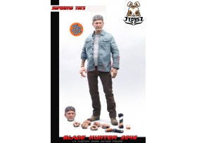 [Pre-order] Supermad Toys 1/6 Blade Hunter 2046 - Hunter D_ Box Set _Movie ZZ107Z