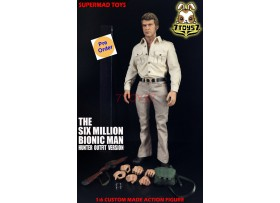 [Pre-order] Supermad Toys 1/6 Six Million Bionic Man (Hunter Outfit Version)_ Box Set _ZZ107F